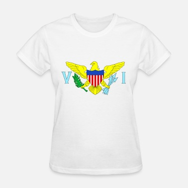 Virgin Islands US Virgin Islands - Women's T-Shirt