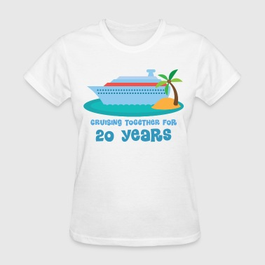 20th Anniversary Cruise - Women's T-Shirt