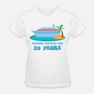 20th Anniversary 20th Anniversary Cruise - Women's T-Shirt