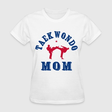 Taekwondo Mom - Women's T-Shirt