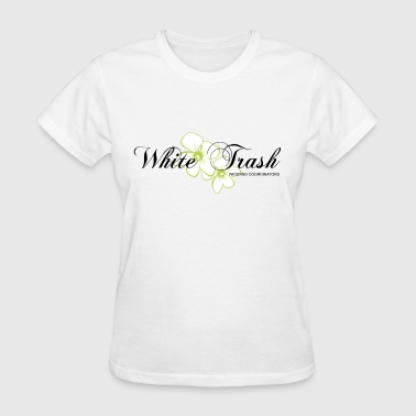 white trash wedding coordinators planner - Women's T-Shirt