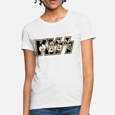 Kiss Kiss Four-Piece - Women's T-Shirt