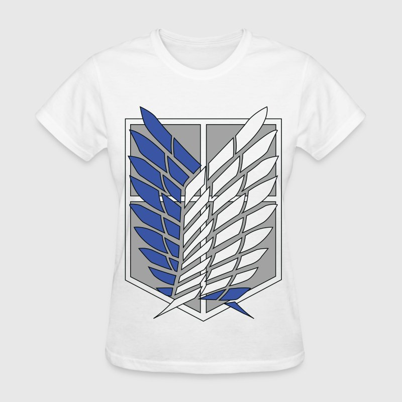 Recon Corps Attack on Titan - Women's T-Shirt