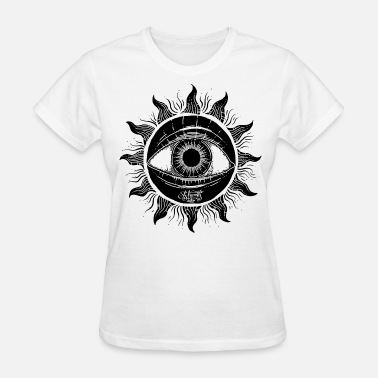 Entire Universe consciousness - Women's T-Shirt