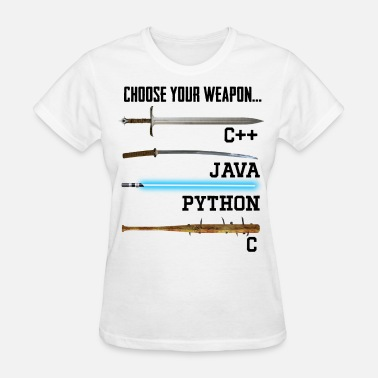 Geek programmer - Women's T-Shirt