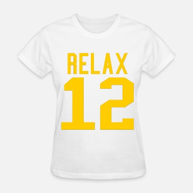 Rodgers Relax 12 Yellow - Women's T-Shirt