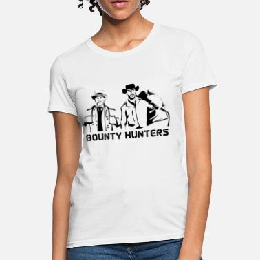 Django Django Unchained - Bounty Hunters - Women's T-Shirt