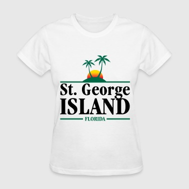 St. George Island - Women's T-Shirt