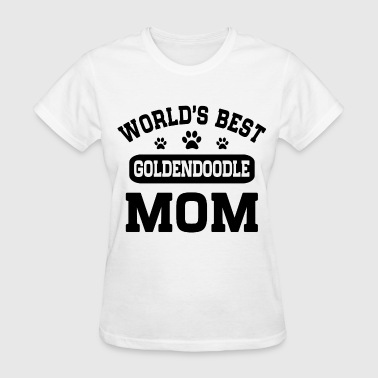 Goldendoodle Owner Goldendoodle Mom - Women's T-Shirt
