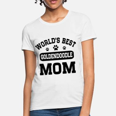 Goldendoodle Mom Goldendoodle Mom - Women's T-Shirt