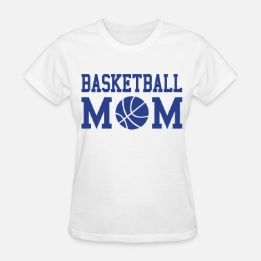 Trash Talk Basketball Basketball Mom - Women's T-Shirt