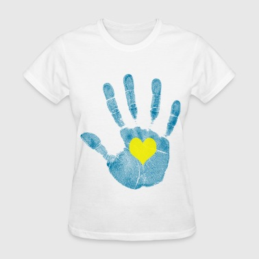 Hand & Heart - Women's T-Shirt