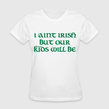 Heaps Good Saint Patricks day t-shirt - Women's T-Shirt