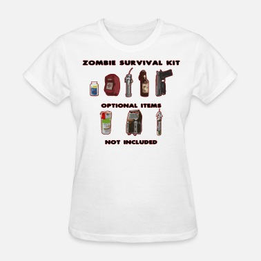L4d2 Zombie Survival Kit - Women's T-Shirt