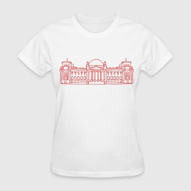 Reichstag building Berlin - Women's T-Shirt
