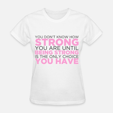 Breast Cancer Breast Cancer Awareness - Women's T-Shirt