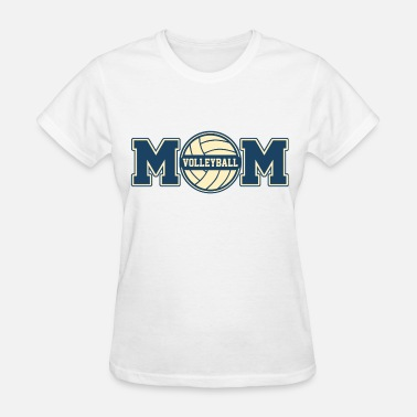 Volleyball Mom Volleyball Mom - Women's T-Shirt