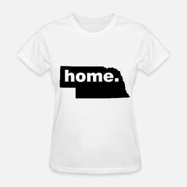 Nebraska Home nebraska1.png - Women's T-Shirt