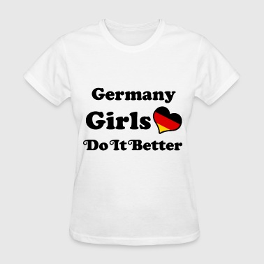 Germany Girls germany girl 112.png - Women's T-Shirt