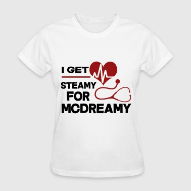 Grey Anatomy i get 1.png - Women's T-Shirt
