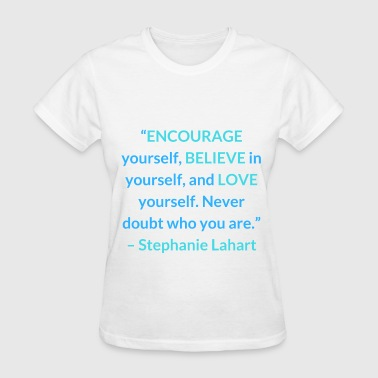 Inspirational Quotes Inspiring Quotes #3 - Women's T-Shirt