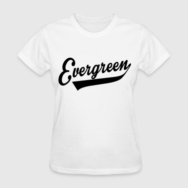 Evergreen Alabama - Women's T-Shirt