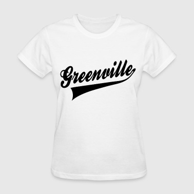 Greenville Alabama - Women's T-Shirt