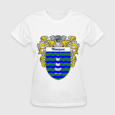 Family Crest Spain Vargas Coat of Arms/Family Crest - Women's T-Shirt