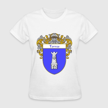Torres Coat of Arms/Family Crest - Women's T-Shirt