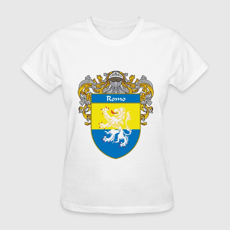 romo_coat_of_arms_mantled - Women's T-Shirt