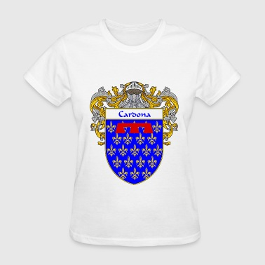 cardona_coat_of_arms_mantled - Women's T-Shirt