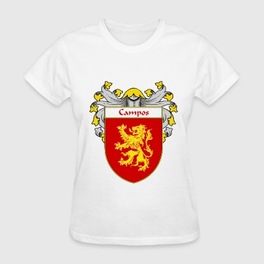 campos_coat_of_arms_mantled - Women's T-Shirt