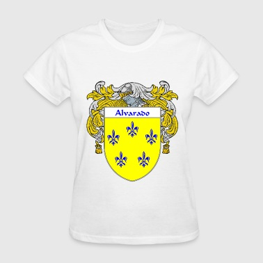alvarado_coat_of_arms_mantled - Women's T-Shirt