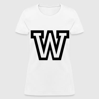 Shop Letter W T Shirts online