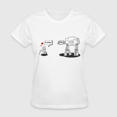 Daddy Robot - Star Wars - Women's T-Shirt