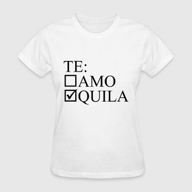 Tequila - Women's T-Shirt