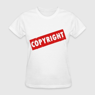 Copyright - Women's T-Shirt