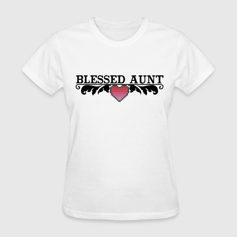 BLESSED AUNT - Women's T-Shirt