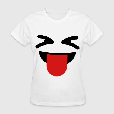 Tongue  - Women's T-Shirt