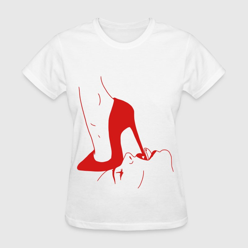 Heel Lick - Women's T-Shirt