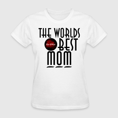 World's Best Mom - Women's T-Shirt
