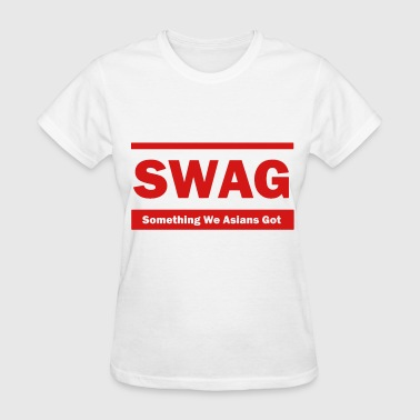 Swag (Something We Asians Got) - Women's T-Shirt