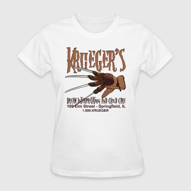 Freddy Krueger's Child Care - Women's T-Shirt