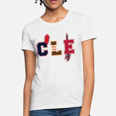 cle_pride - Women's T-Shirt