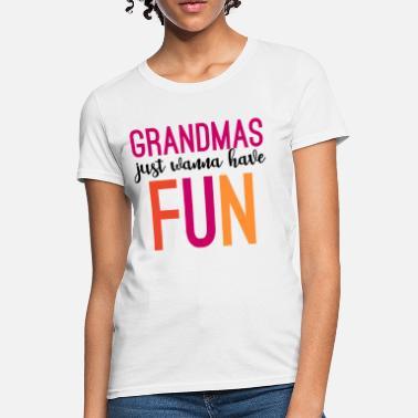 112fa1ed Shop Grandma T-Shirts online | Spreadshirt