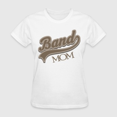 Marching Band Mom Music Gift - Women's T-Shirt