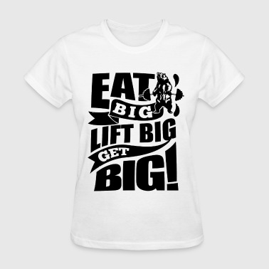 Gym Quotes Sports Lift - Women's T-Shirt