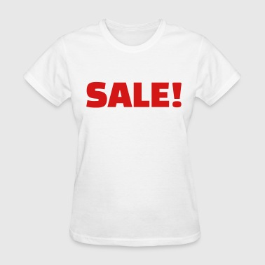 Sale - Women's T-Shirt