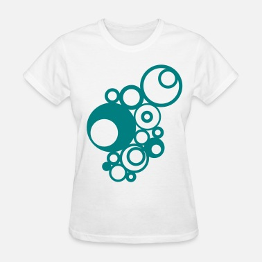 Circles Circles - Women's T-Shirt