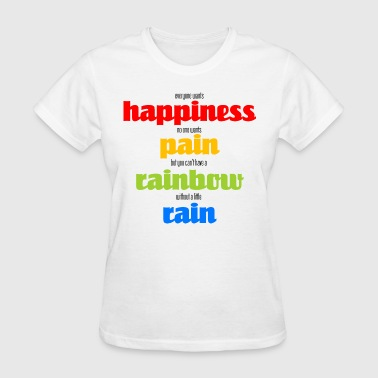 Happiness - Women's T-Shirt